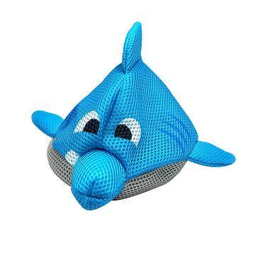 Mesh blue shark