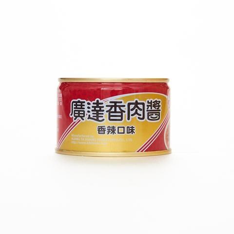 【Kuang Ta Hsiang】Fried Pork Paste-Hot Taste 160g