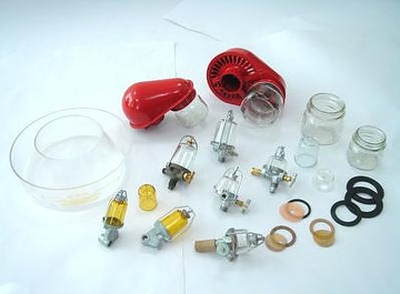 Fuel Strainers & Air Cleaner Bowl