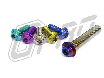 Bolt, Titanium Screw, Titanium Nuts And Bolt Manufacturer & Supplier
