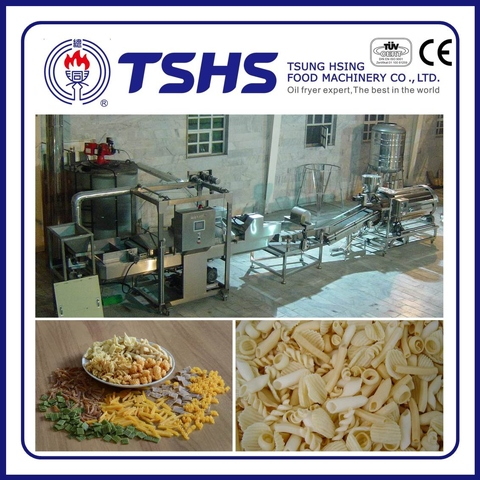 Professional Fried Pellet snacks Plant with CE approved
