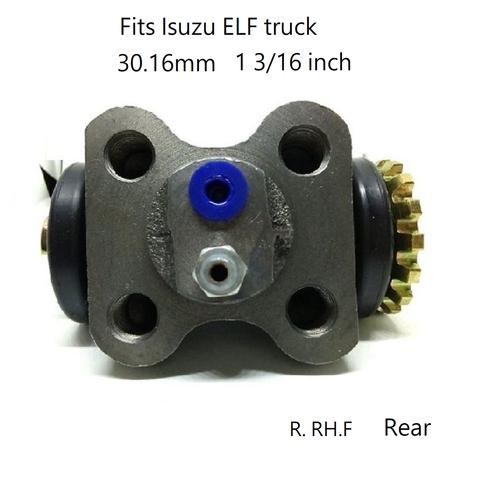 กระบอกเบรคหลัง Isuzu ELF NPR 120 RRU ขนาด 1 3/16