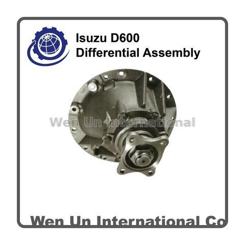 Differential Assembly for Isuzu D600