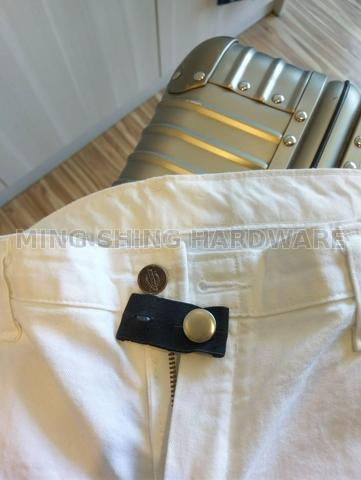Jeans (Pants) Saver – The Extendable Fastener
