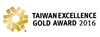 Taiwan Excellence Gold Award