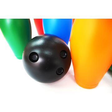Color bowling set (small)