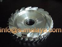 Centrifugal Impeller / Axial Impeller / Centrifugal Compressor wheel