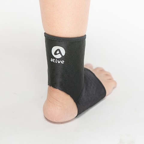 BREATHABLE COMPRESSION SUPPORT ANKLE SLEEVE