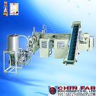 plastic recycling machine, CHNV-100