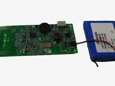 Taiwan Bluetooth BLE NFC RFID Reader Module(CT-NFC-bt-01) | Taiwantrade