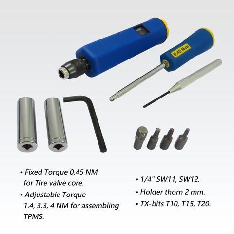 Torque Screwdriver Set