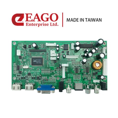 Taiwan Double HDMI Control Board LCD Driver Board EAGO AD Board