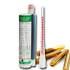 GU-100ポリエステル樹脂、スチレン、化学アンカー、グラウト建材
