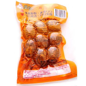 Spiced Corned Egg / Iron Egg (spicy chicken egg)