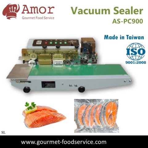 Wide Applications Continuous Rotary Heat Sealer