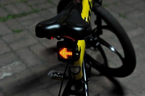 biking direction automatically