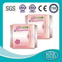 HIBIS Herbal Sanitary Napkins 295mm