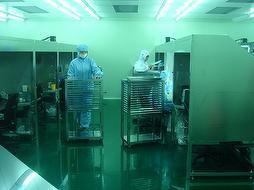 Factory clean room