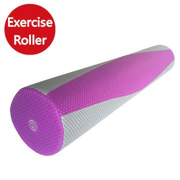 Taiwan Back Pain Relief Long Tube Yoga Vibrating Foam Massage Back Roller Sheen And Bright Co Ltd