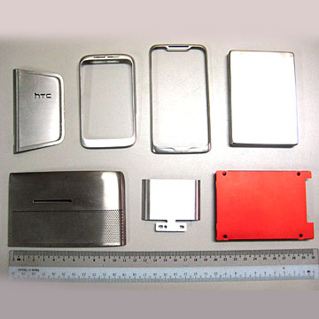 Handset Device External Surface Components