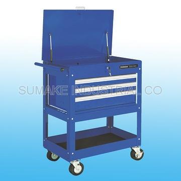 3-DRAWER SERVICE CART, BALL BEARING SLIDES, AIR TOOLS, PNEUMATIC TOOLS,GARAGE TOOLS