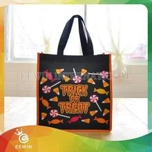 Halloween Non woven Bag Customized Print OEM/ODM Wholesale
