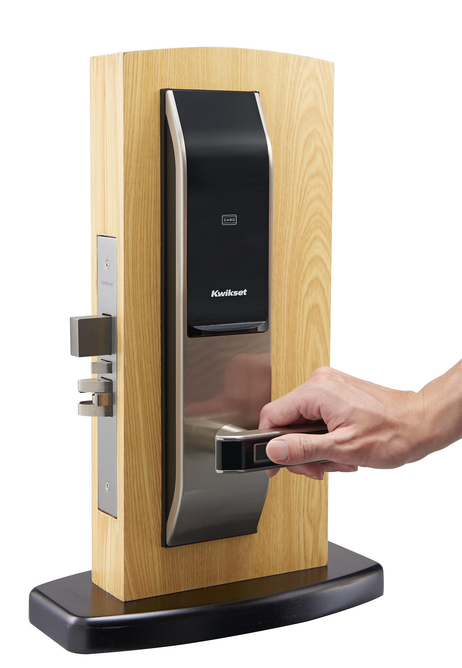 Taiwan Electronic Keyless Fingerprint Intelligent Proximity Lock