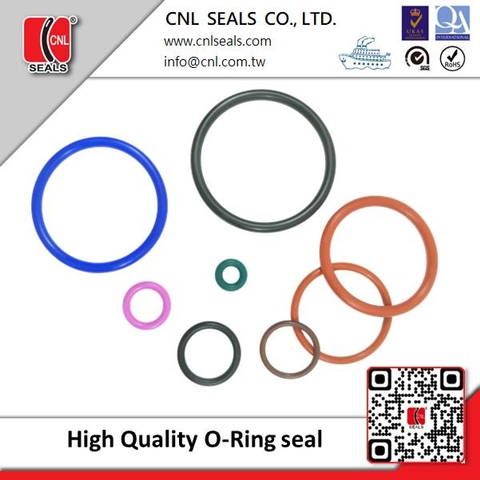 Taiwan Best Quality Different Size Viton/NBR/Silicone/EPDM