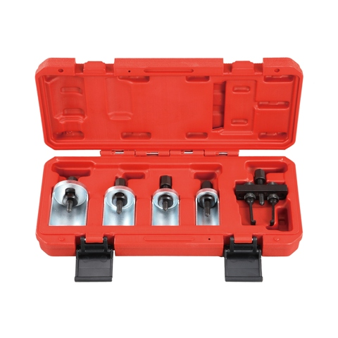 Wiper Arm Removal Tool Set with 4 Cup-style and 1 Puller-type Extractors