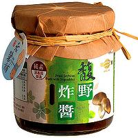 Fried Soybean Paste with Mushroom 160g(5.6oz)
