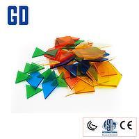 6 colors OH pattern blocks