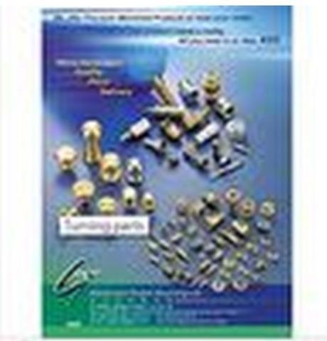 Automotive Parts: CNC Turning Parts/Precision Turned Parts