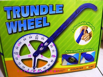 Trundle Wheel Counter For Schools