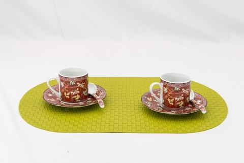 ECO OEKO-TEX oekotex  non-slip Shelf Liner  Place mat