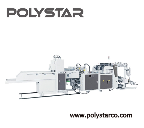 Polythene making machine