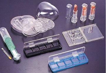 Taiwan High quality make up plastic lipstick molds