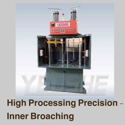 Inner Broaching Machine