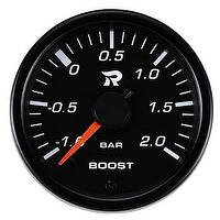 45mm Performance Miniature Boost Gauge