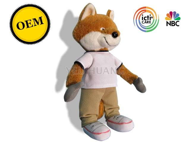 Taiwan Fluffy francine suzette roxy fox maker supplier