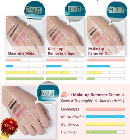 PSK Make-up Remover Cream