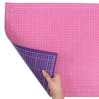 Self-healing Cutting Mat (A2, Pink+Purple)