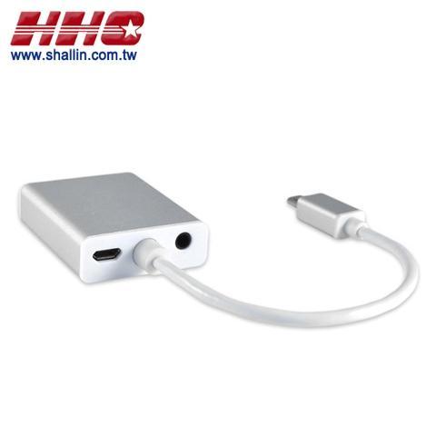 Taiwan Micro USB Plug to VGA Jack MHL Cable | SHALLIN