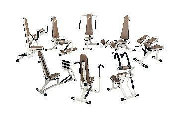 Circuit Training equipment (LI FIT)