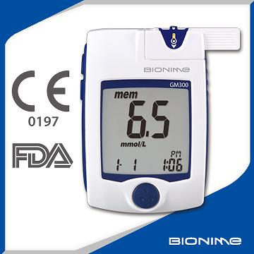 Rightest GM300 Blood Glucose Monitoring System