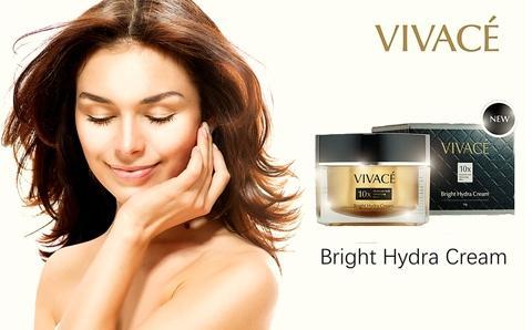 Vivace skin care Hydra Bright cream