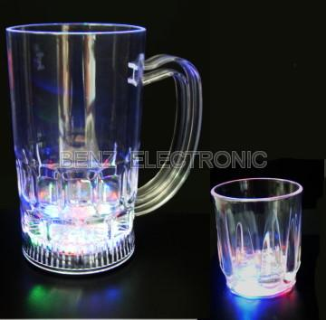 Flashing Beer Mug & Winecup