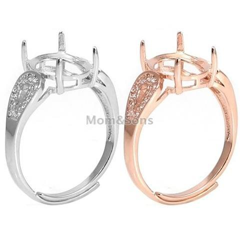 925 Silver Ring Stand P1811