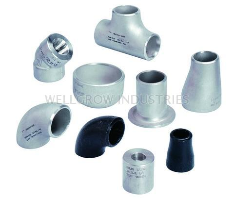 Stainless Steel Pipe Fittings, Butt Weld Fittings
