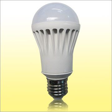 High thermal plastic insulation LED Bulb