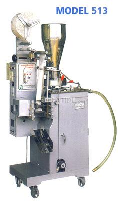 Taiwan AUTOMATIC SACHET FILLING & PACKAGING MACHINE